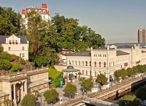 VR 360 video - Procházka Karlovy Vary