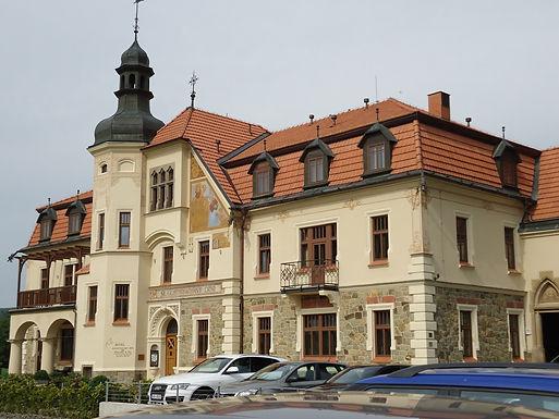 Wellness hotel**** Augustiniánský dům Luhačovice