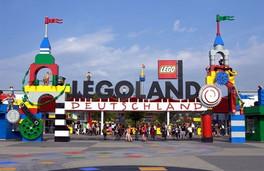 LEGOLAND ® Deutschland - velký den pro fanoušky Lego