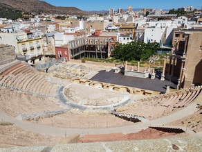 VR 360 video - Muzeum římského divadla, Cartagena