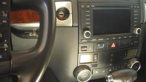 VW Tuareg - přestavba na LPG