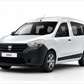 Dacia Dokker 1.6i 75kW, LPG