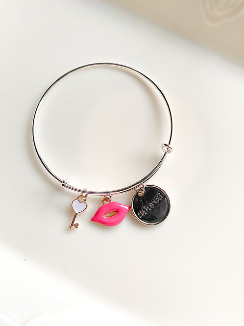 You are Adored Charm Bracelet