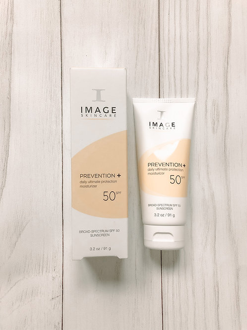 Daily ultimate protection moisturizer 50 SPF