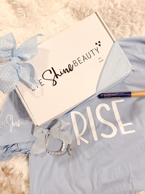 January Shine Box - RISE