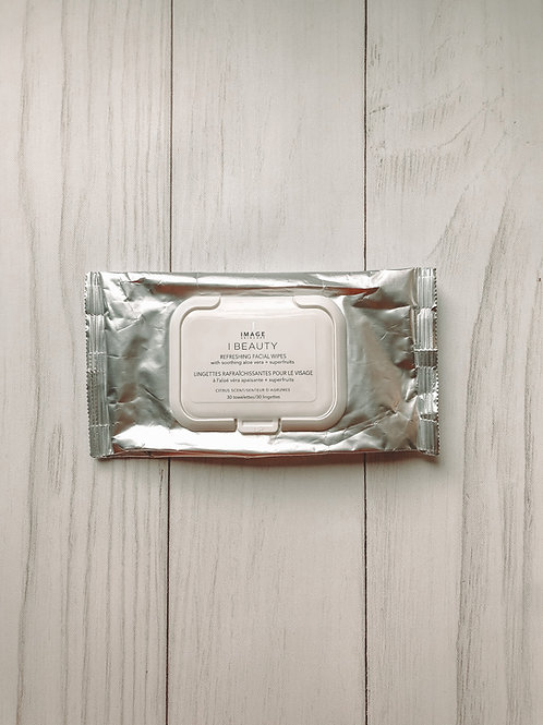 Beauty Refreshing Facial Wipes