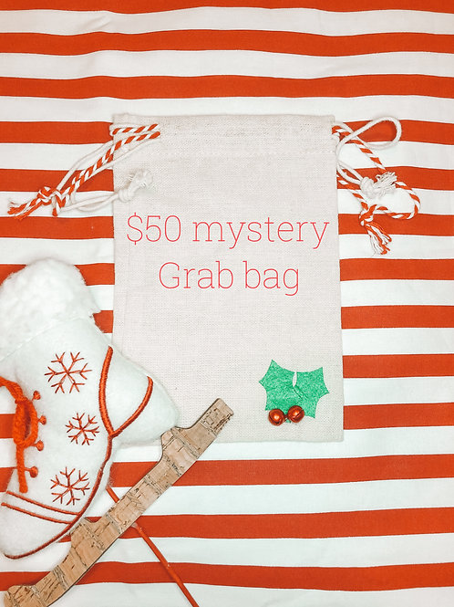 Mystery Bag - $50