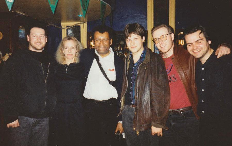 Creative Jazz Orchestra 1996