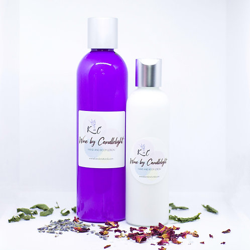 Wine By Candlelight Lotion
