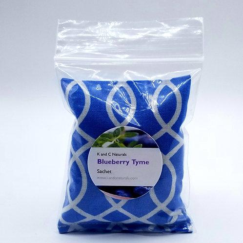 Blueberry Thyme Sachet