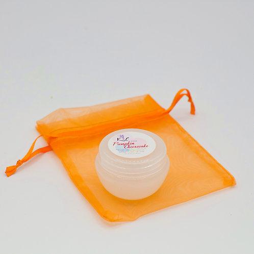 Pumpkin Cheesecake Lip Scrub