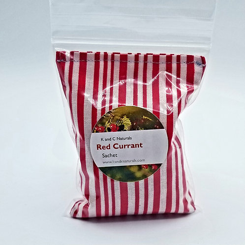 Red Currant Sachet