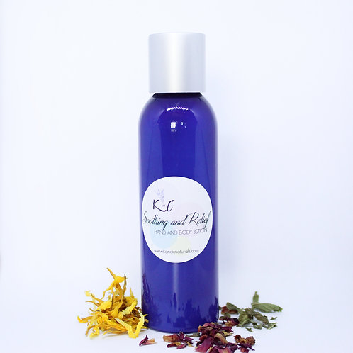 Soothing and Relief Lotion