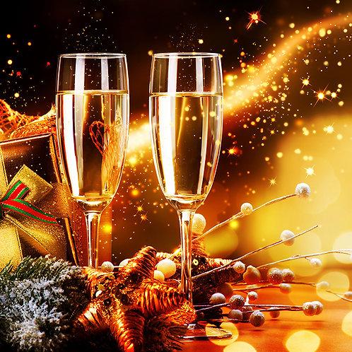 Holiday Sparkle Sachet
