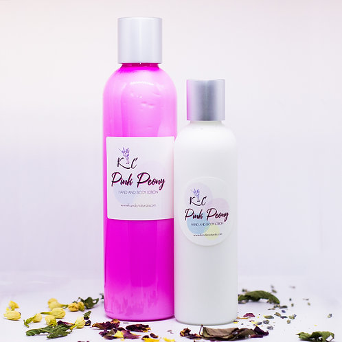 Pink Peony Lotion
