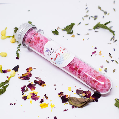 Candy Cane Bath Salt