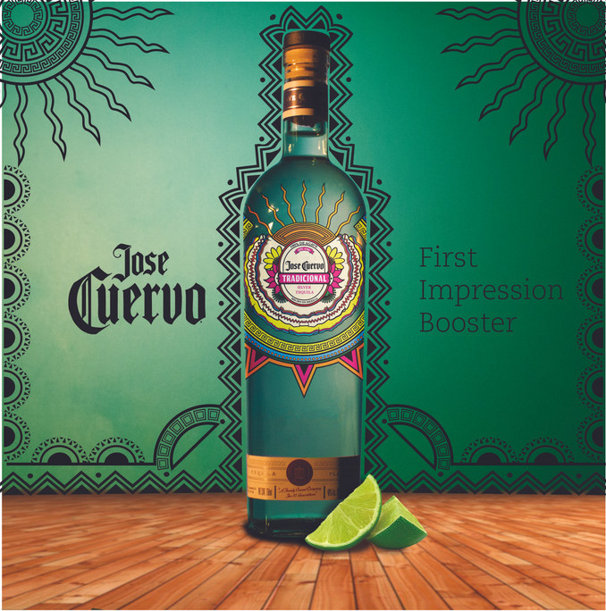 "Gonzalez Kelvin, Jarabe Advertisement Poster, Digital Illustration, 11.43' x 11.51' x 11.51"" 2021"