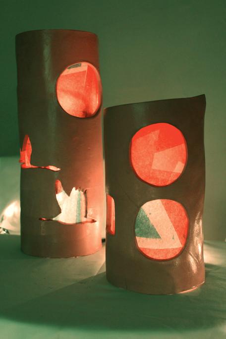 """mixed media sculpture, 6""""x 8"""" and 6"""" x 12"""", 2021"""