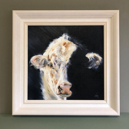 **SOLD**. Dark side of the Moo'