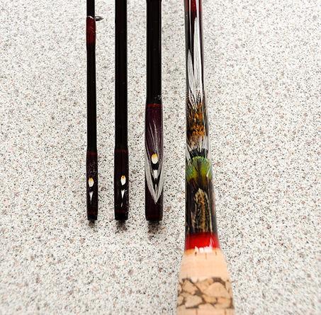 custom build rods in hampshire uk