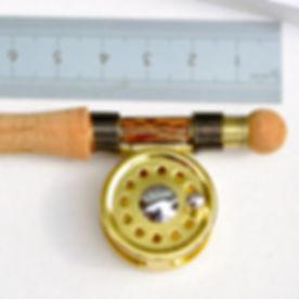 miniature rod art gifts - detail