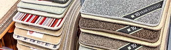 Carpets and carpet fitting supplies, Andover, Hampshire