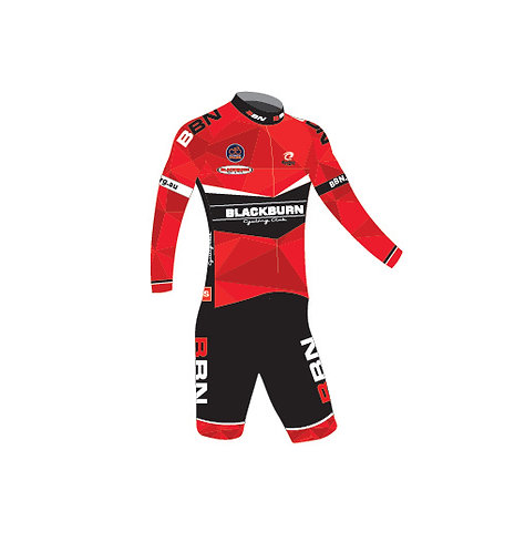 BBN Long Sleeve Junior Skinsuit