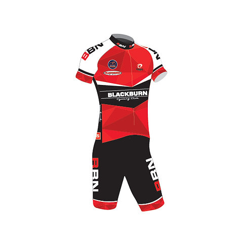 BBN Jnr Short Sleeve Skinsuit