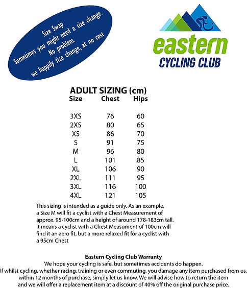 Eastern Cycling Club Sizing Guide 2021.j