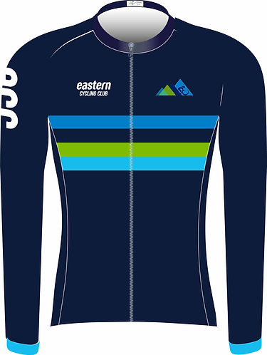 Eastern Cycling Premium Long Sleeve Jersey