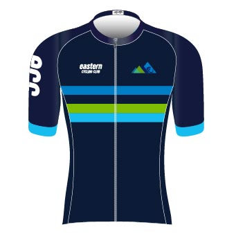 Eastern Cycling Premium Jersey