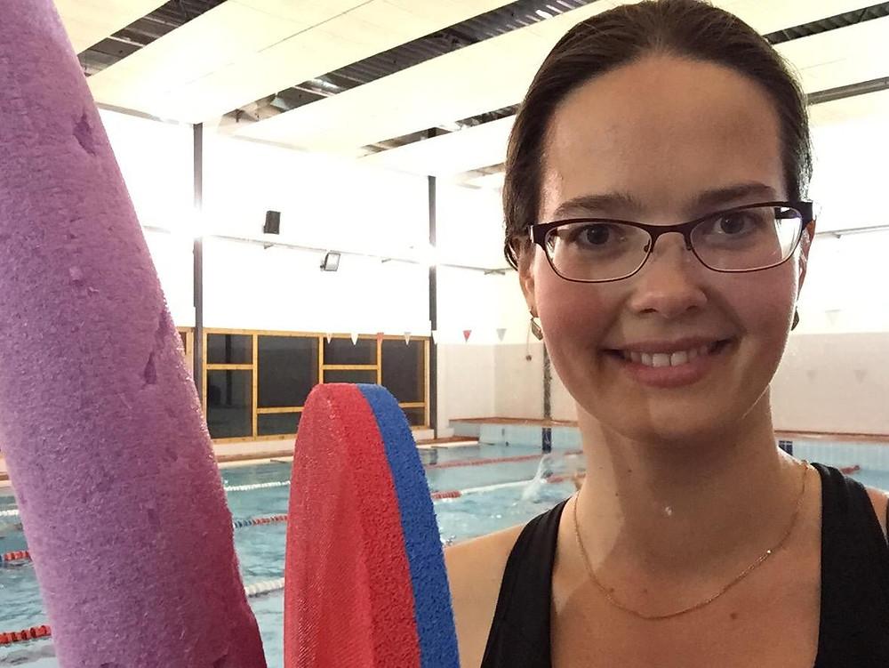 Vesivõimlemisest - Lizi's Dance Show