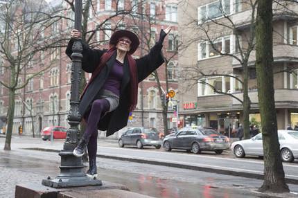 Tantsuõpetaja Aira Samulin – 90