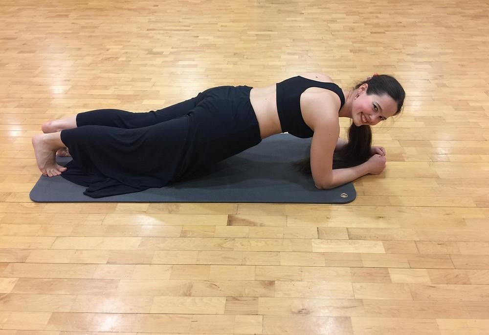 plank ja jõuharjutused enda raskusega - Lizi's Dance Show
