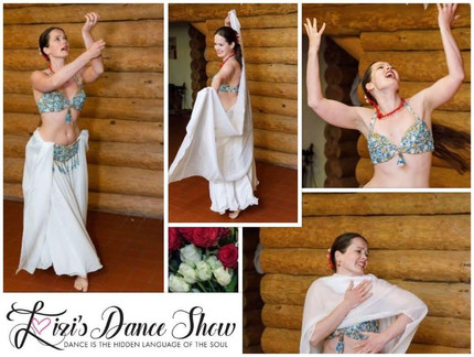 Dancing on Fairy Collection Show by designer Maria Potjomkina