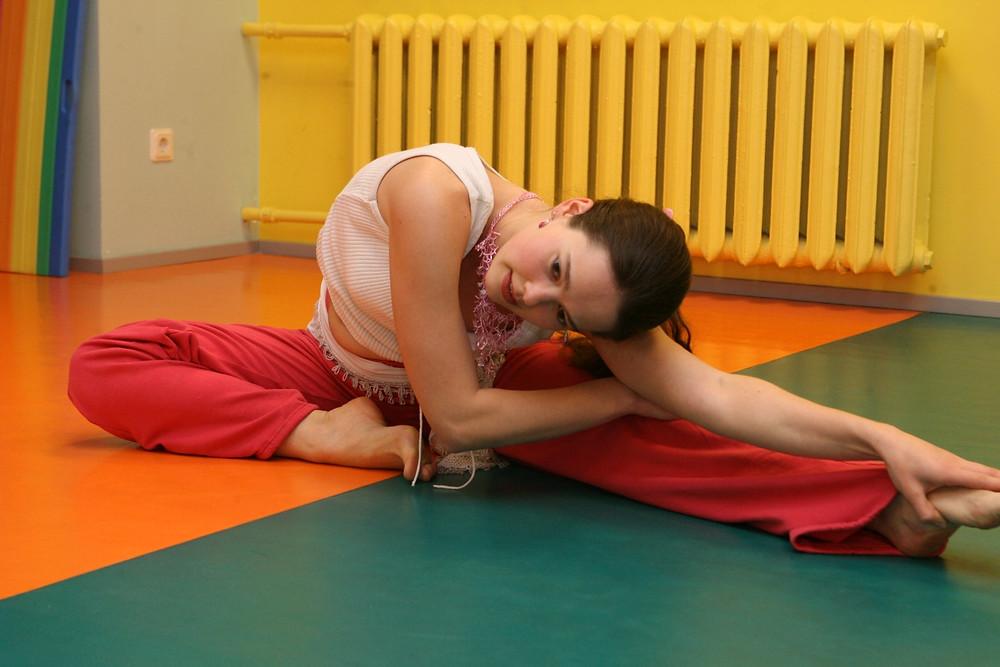 paindlikkus ja venitusharjutused - Lizi's Dance Show