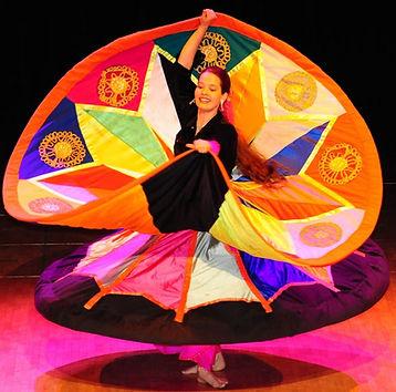 Lizi's Dance Show (picture by Sergei Cherenkov)