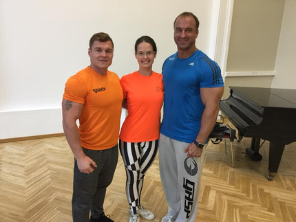 Inspireerivad sportlased – Argo Ader ja Raigo Kuusnõmm