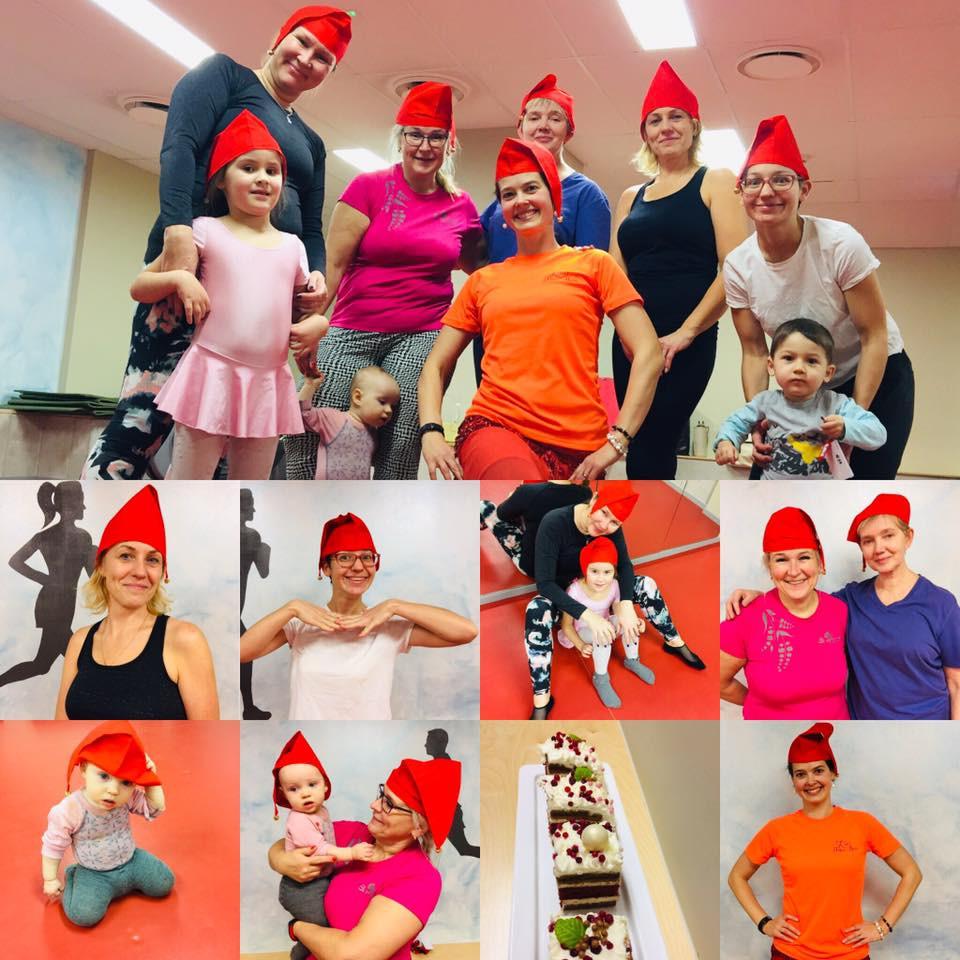 Head Uut Aastat Lizi's Dance Show