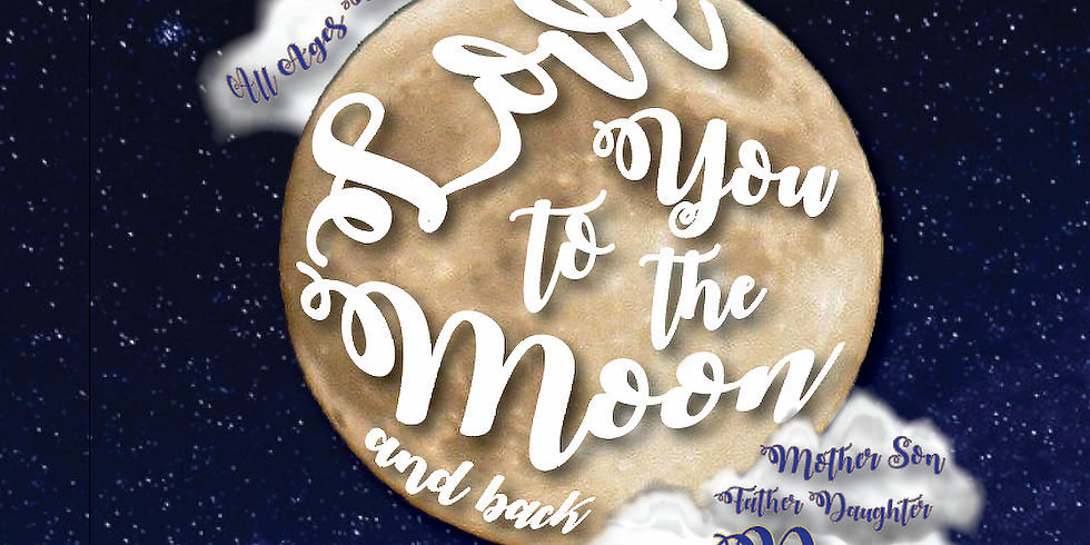 I Love You to the Moon and Back Dance
