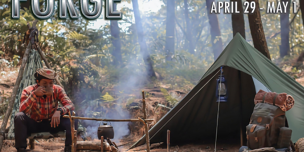 The Forge Camping Trip
