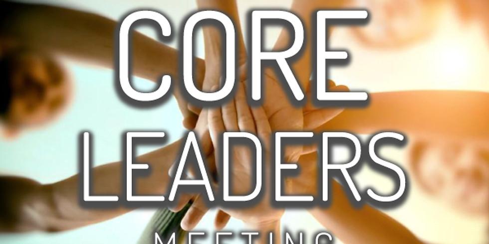 Core Leaders Meeting