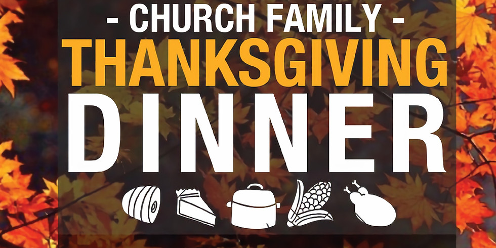 Connection Church Family Thanksgiving