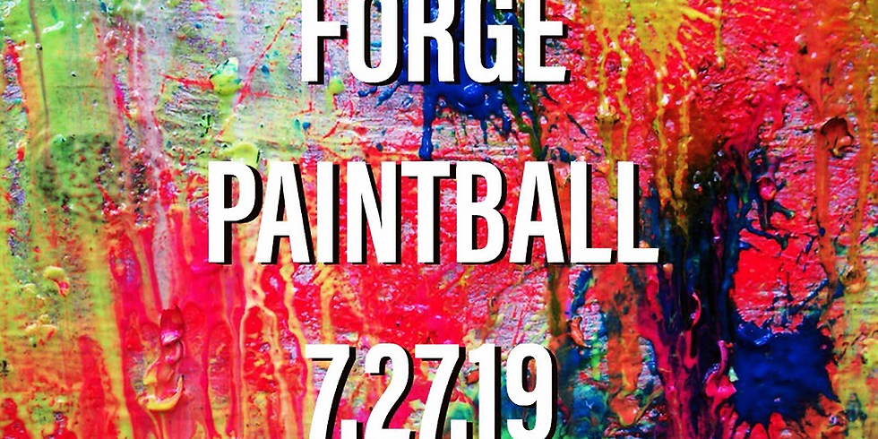The Forge: Paintball War
