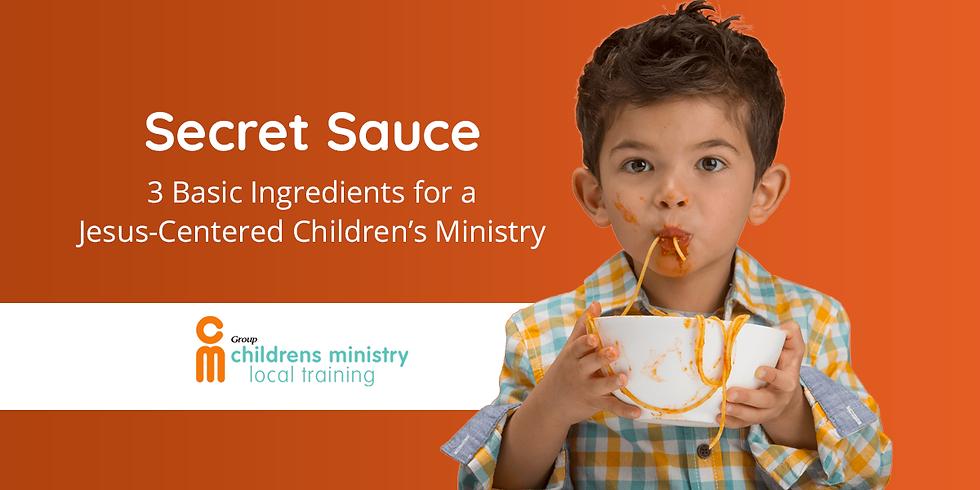 Teacher's Secret Sauce Meeting