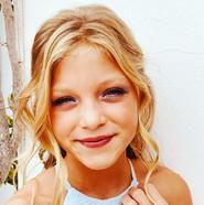 Bridesmaid makeup by Larisa