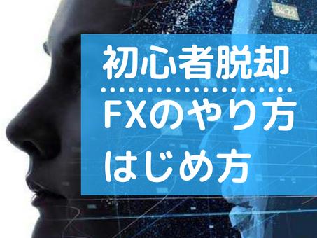 FXのやり方・はじめ方 初心者必見の知っておくべき知識