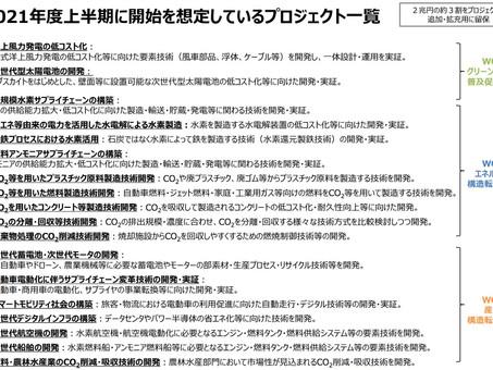 日本の国家プロジェクト