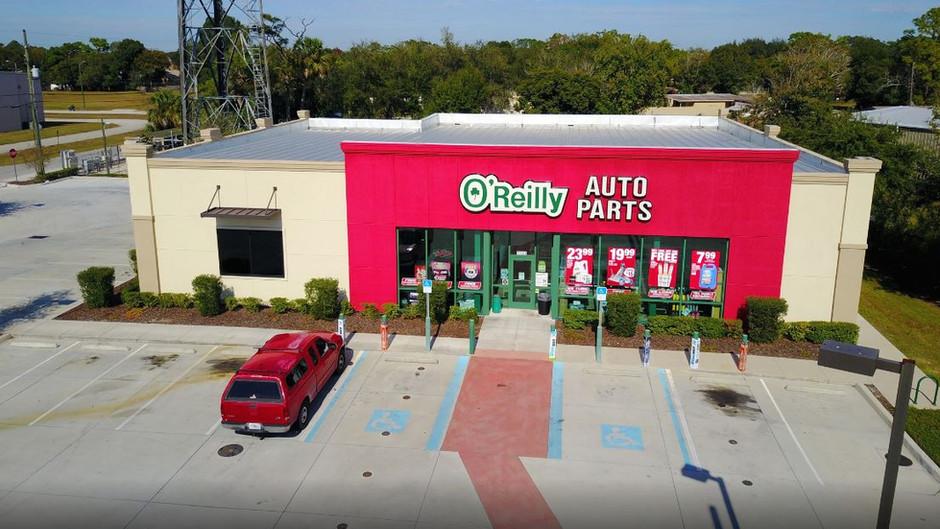 O-O-O-O'Reilly...Auto Parts Leased Facility Sells for $2,520,000.00