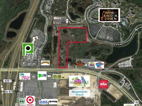 Equinox Development Affiliate Sells 10 Acres on Orange/Osceola County Border*